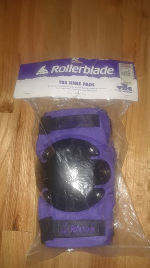 Rollerblade Knee Pads In Package for Sale in St. Petersburg, FL