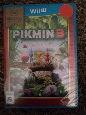 PIKMIN 3 (Nintendo Wii U) NEW! for Sale in Lewisville, TX
