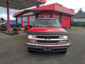1997 Chevy Silverado for Sale in TACOMA, WA