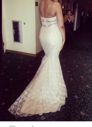 Wedding or prom dress for Sale in Lawrence, MA