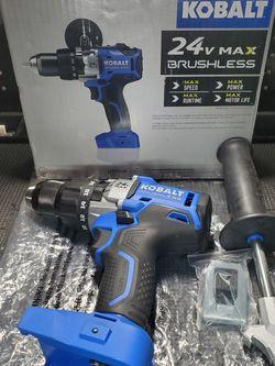"""Kobalt 24v Max 1/2"""" Hammer Drill (TOOL ONLY) for Sale in Las Vegas,  NV"""