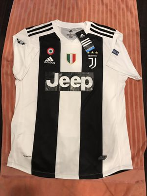 Cristiano Ronaldo Adidas Jersey Juventus for Sale in Sterling, VA