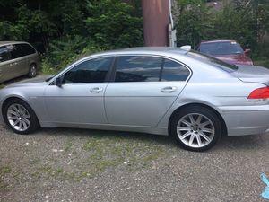Beautiful 04 BMW 745Li Big Boy for Sale in Pittsburgh, PA