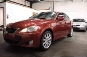 2007 LEXUS IS250 (No Mechanical Issues) for Sale in Beaverton, OR