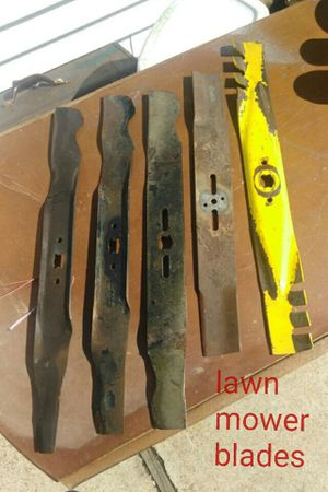 mower blades for Sale in St. Louis, MO