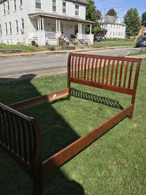 Queen Bed Frame for Sale in Williamsport, PA