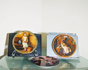 Norman Rockwell's Vintage Knowles Rediscovered Plate Collector Series for Sale in Annandale, VA