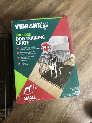 Dog training crate for Sale in Arlington, WA