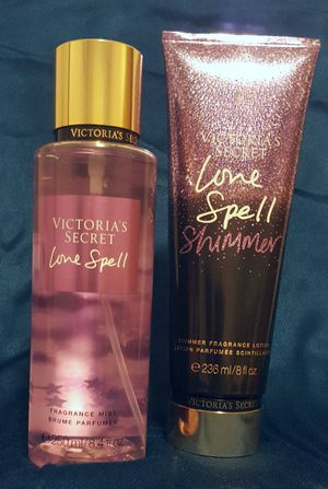 Victoria's Secret Fragrance Collection- Love Spell for Sale in Eagle, ID