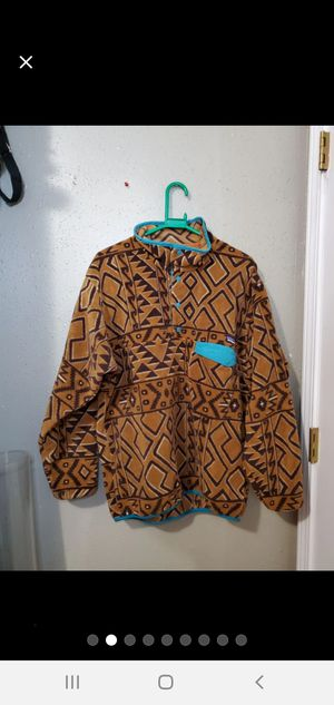 Patagonia synchilla for Sale in Houston, TX