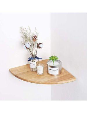 """Wooden Corner Shelf (Oak, 10"""") for Sale in Beaverton, OR"""
