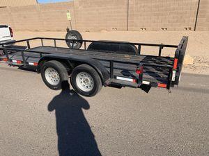 Dual axle trailer for Sale in Mesa, AZ