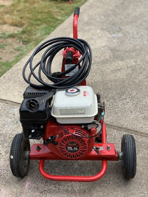 Pressure washer GX 160 Honda engine with cat pump for Sale in Tualatin, OR