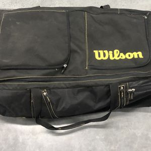 Wilson Wheeled Bat Bag & Equipment Roller Bag for Sale in Vancouver, WA