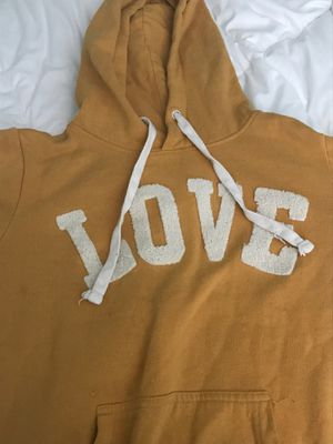 Love hoodie (teen size small) for Sale in Winter Park, FL