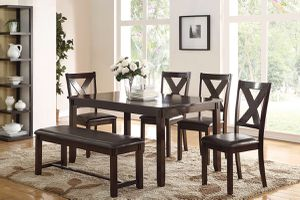 6 pcs Dining table New for Sale in Marina del Rey, CA