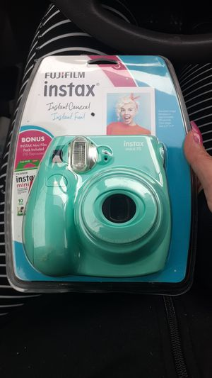 Instax mini 7s for Sale in Mount Dora, FL