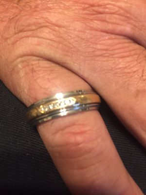 Men's wedding band for Sale in Fresno, CA