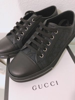 Gucci Sneakers in Black (BRAND new!) for Sale in Los Angeles, CA