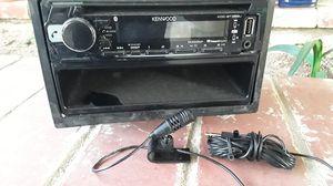 Kenwood stereo for Sale in Silverado, CA