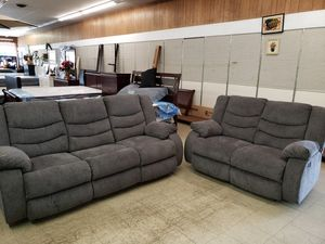 Ashley Reclining Sofa & Loveseat for Sale in Progreso Lakes, TX