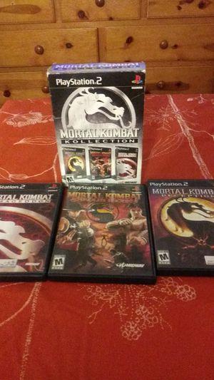 Mortal Kombat Kollection for Sale in Norwalk, CA
