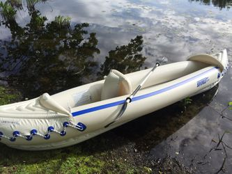 Sea Eagle Inflatable Kayak for Sale in Shrewsbury,  MA