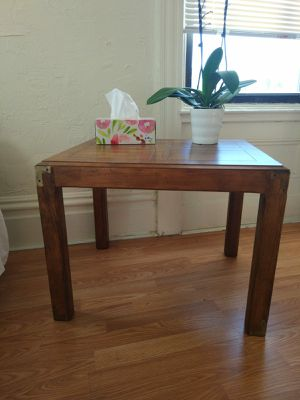 Solid Wood side table/ coffee table for Sale in Pittsburgh, PA