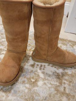 Tall UGG Boot Chestnut 7 for Sale in Herndon,  VA