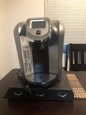 Keurig 2.0 with k cup storage for Sale in Hayward, CA