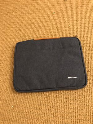 "NIDOO 10 inch Laptop Sleeve case Notebook Bag Protective Handbag for 10.5"" 11"" iPad Pro / 10.5"" iPad for Sale in Boston, MA"