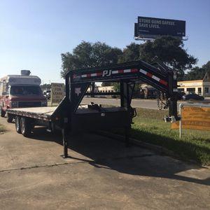 2018 Gooseneck Trailer for Sale in Katy, TX