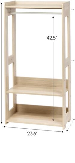 Wooden Clothes Rack for Sale in Brooklyn,  NY
