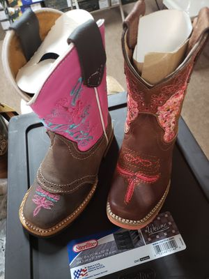 Little girls boots for Sale in Mobile, AL