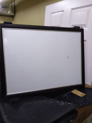 White board for Sale in Binghamton, NY