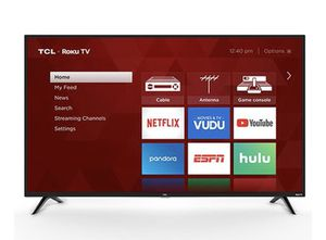 """In Box! TCL 32"""" Roku Smart Tv for Sale in Chicago, IL"""