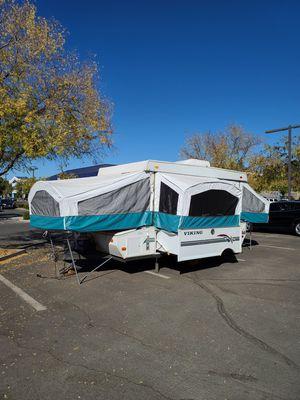 1999 Viking 2485ST Pop-Up Camper, with Slide, Excellent, Sleeps 8 for Sale in Temecula, CA