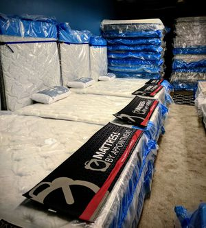 Mattresses by appointment king,queen,fulls,and twins! for Sale in Orlando, FL