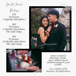 Formal Photoshoot for Sale in Selma, CA