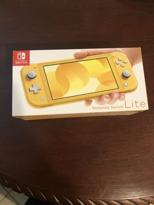 Nintendo Switch Lite for Sale in Palm Springs, CA