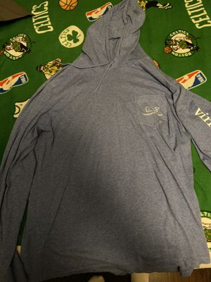 Vineyard vines hooded long sleeve for Sale in Manchester, MO