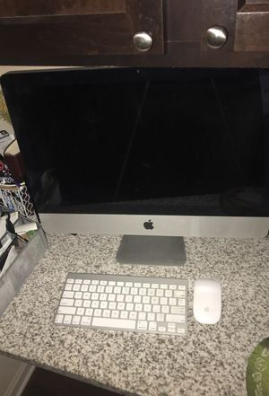 Mac computer / Wireless keyboard & mouse for Sale in Franklin, TN