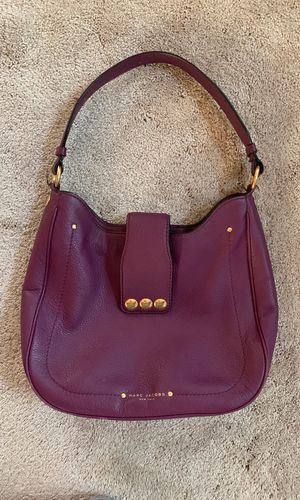 """Marc Jacobs """"The Stud"""" Leather Hobo Bag for Sale in San Diego, CA"""