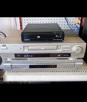 BROKEN DVD PLAYER - ALL 3 FOR $5 for Sale in Columbus, OH