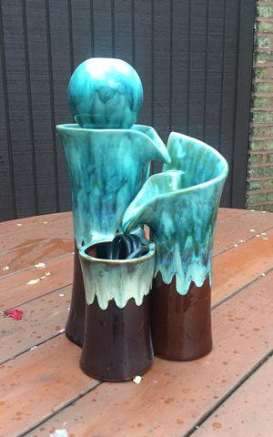 Ceramic Fountain for Sale in Chicago, IL