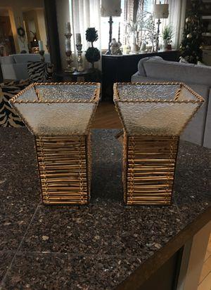 Boho candle holders for Sale in Auburn, WA