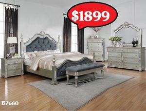 AWESOME MARCH BEDROOM SET SPECIALS!!! PRICES INCLUDE EVERYTHING!!! LAYAWAY AND FINANCE OPTIONS AVAILABLE!!!! for Sale in Raleigh, NC