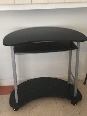 Black Computer Desk for Sale in Fresno, CA