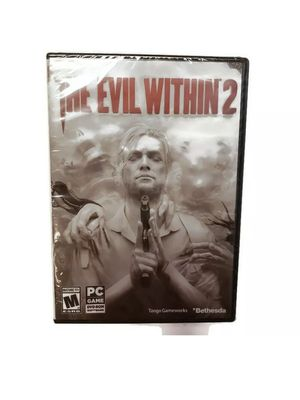 The Evil Within 2 PC Game DVD-ROM Software Tango Gameworks for Sale in South Gate, CA