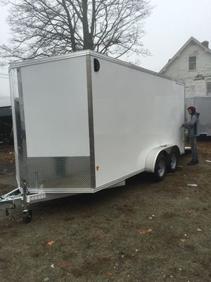 Nice carpenter work shop trailer !!!!! for Sale in Fall River, MA